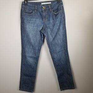 DKNY Petite Sz 8P Jeans